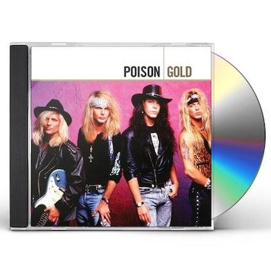 Poison  GOLD CD