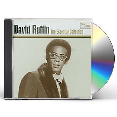 David Ruffin ESSENTIAL COLLECTION CD