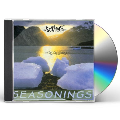 SoVoSo SEASONINGS CD