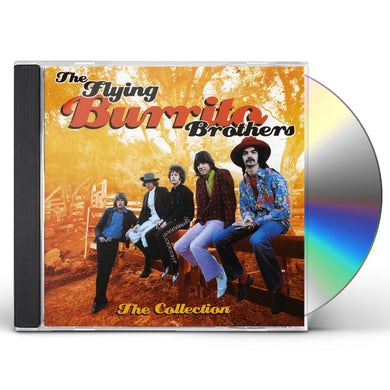 The Flying Burrito Brothers COLLECTION CD