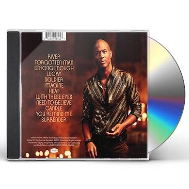 Shaun Escoffery STRONG ENOUGH CD