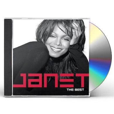 Janet Jackson BEST CD