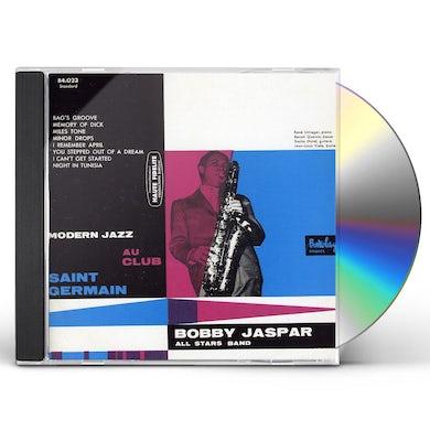 Bobby Jaspar MORDERN JAZZ AU CLUB SAINT GERMAIN (JAZZ IN PARIS CD