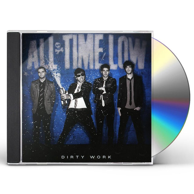All Time Low DIRTY WORK CD