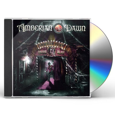 Amberian Dawn CIRCUS BLACK CD