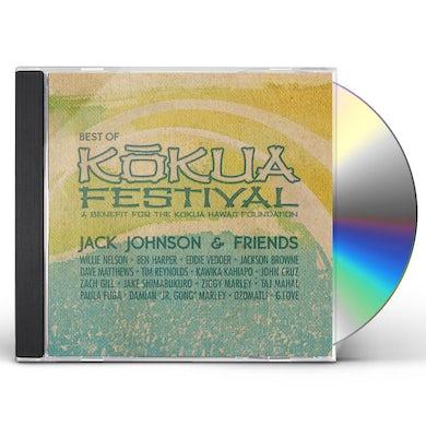 JACK JOHNSON & FRIENDS: BEST OF KOKUA FESTIVAL CD