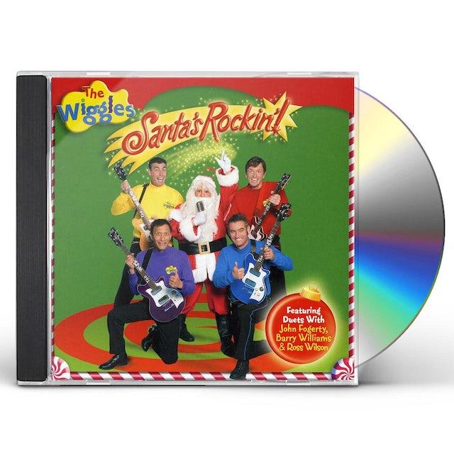 Wiggles SANTA'S ROCKIN' CD