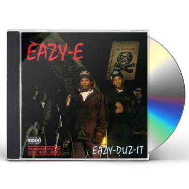 Eazy-E EAZY DUZ IT CD