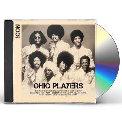 Ohio Players ICON CD