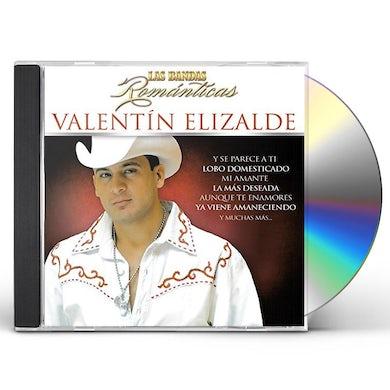 Valentin Elizalde BANDAS ROMANTICAS CD