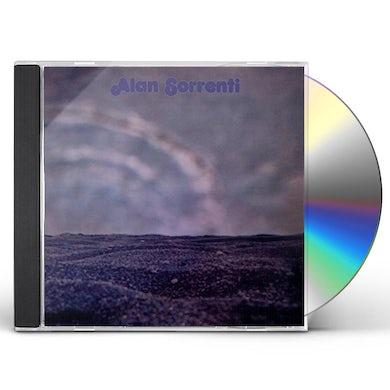 Alan Sorrenti COME UN VECCHIO INCENSIERE ALL'ALBA DI UN CD