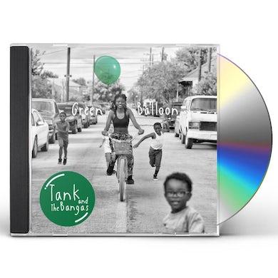 Tank and the Bangas GREEN BALLOON CD