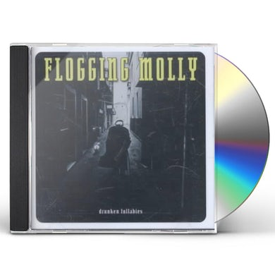 Flogging Molly Drunken Lullabies CD