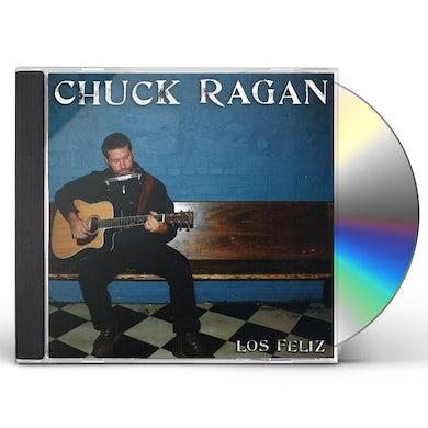 Chuck Ragan LOS FELIZ CD