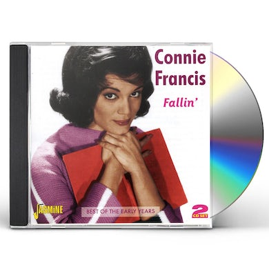 Connie Francis FALLIN: BEST OF THE EARLY YEARS CD