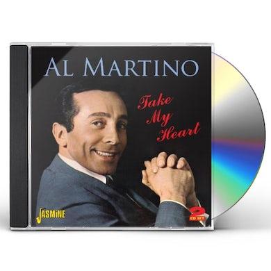 Al Martino TAKE MY HEART CD