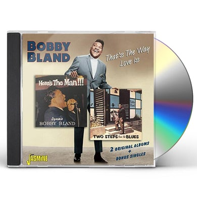 Bobby Bland THATS THE WAY LOVE IS:2 ORIGINAL ALBUMS CD