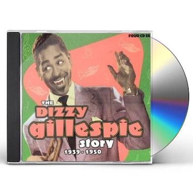 DIZZY GILLESPIE STORY 1939-50 CD