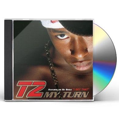 T2 MY TURN CD