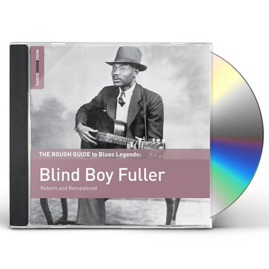 ROUGH GUIDE TO BLIND BOY FULLER CD