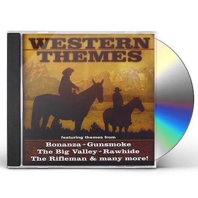 Jim Hendricks WESTERN THEMES CD