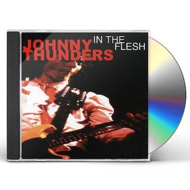 Johnny Thunders IN THE FLESH CD