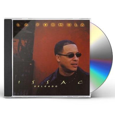 Issac Delgado FORMULA CD