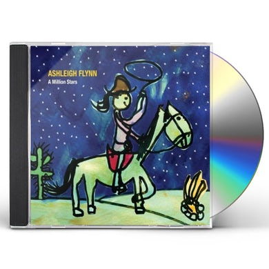 Ashleigh Flynn MILLION STARS CD