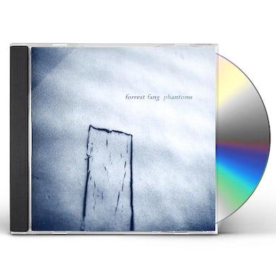 Forrest Fang PHANTOMS CD