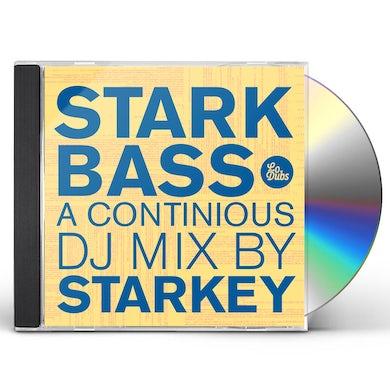 STARKBASS: CONTINUOUS DJ MIX BY STARKEY CD