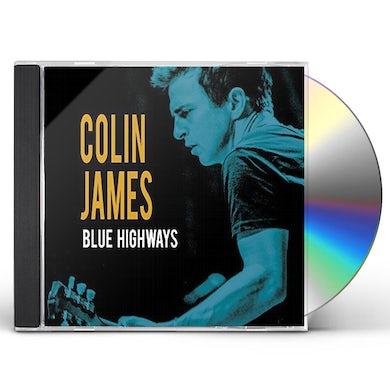 Colin James BLUES HIGHWAYS CD