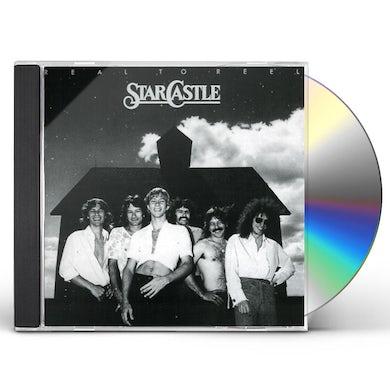 Starcastle REAL TO REEL CD