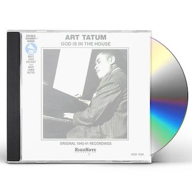 Art Tatum GOD IS IN THE HOUSE CD