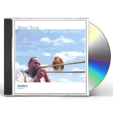 Steve Turre SPIRITS UP ABOVE CD
