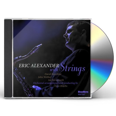 WITH STRINGS CD