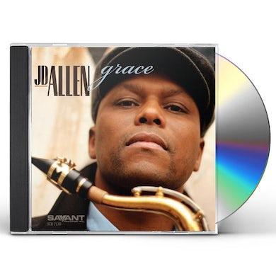 JD Allen GRACE CD
