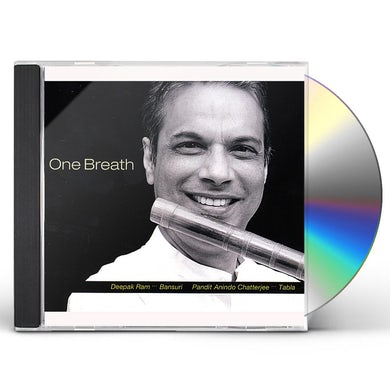 Deepak Ram ONE BREATH CD