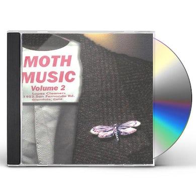 MOTH MUSIC 2 CD