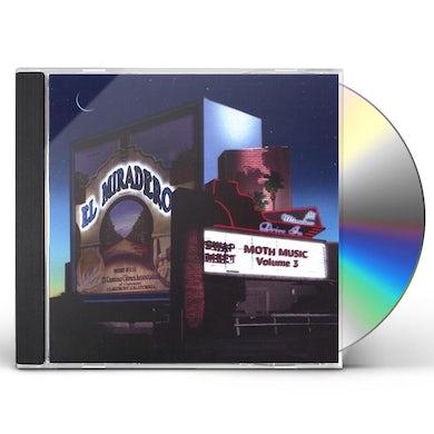 MOTH MUSIC 3 CD