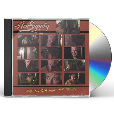 Air Supply SINGER & THE SONG CD