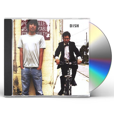 Dish LOVE & FRICITON EP CD