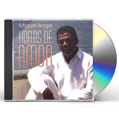 Miguel Angel HORAS DE AMOR CD