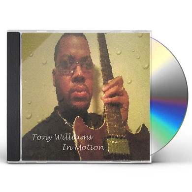 Tony Williams IN MOTION CD