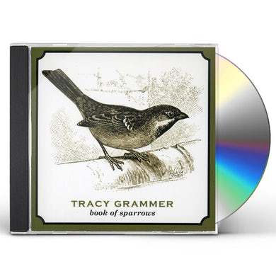 Tracy Grammer BOOK OF SPARROWS CD