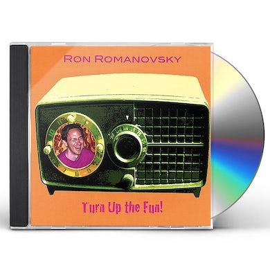 Ron Romanovsky TURN UP THE FUN CD