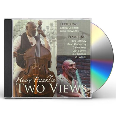 Henry Franklin TWO VIEWS CD
