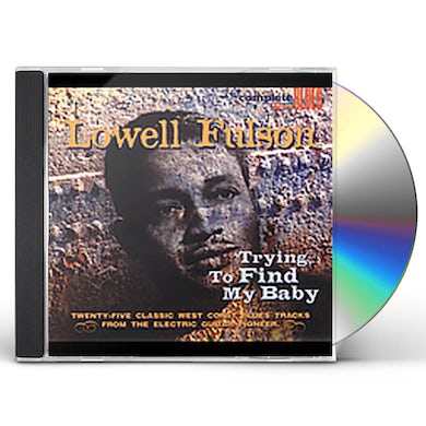 Lowell Fulson TRYING TO FIND MY BABY CD