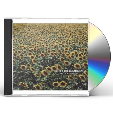Echo & the Bunnymen ME I'M ALL SMILES CD