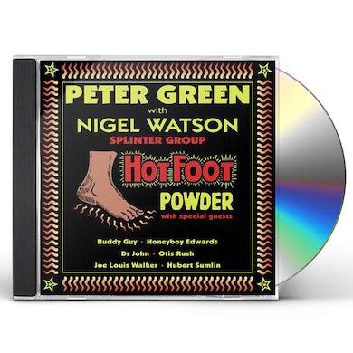 Peter Green Hot Foot Powder CD