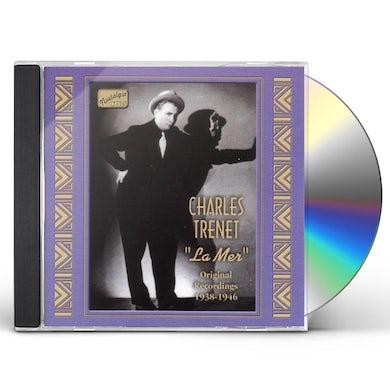 Charles Trenet LA MER CD